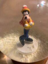 Ne The First Limited Edition Walt Disney Crystal Snow Globe Goofy