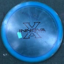 Rare Patent #s Semi-Pearly X-out Champion Orc 164 g Innova Disc Golf Oop 7.5+/10