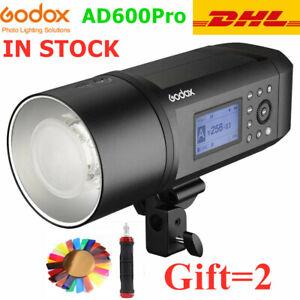 Godox AD600Pro AD600 Pro 2.4G TTL HSS 600Ws Outdoor Wireless Flash Speedlite