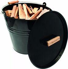 Valiant Fireside Wood & Fuel Storage Skuttle Bucket - FIR243