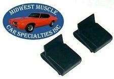 GM Radiator Water Pump Pulley Belt Clutch Fan Shroud Clips Chevelle Nova 2pcs MO