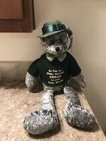 "PBC Musical Chantilly Lane Teddy Bear sings Beatles song  ""When I'm 64"" Rare!"