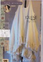 PATTERN - Joliene Raw Magic Dress - women's sewing PATTERN from Tina Givens