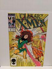 Classic X-Men #13 September 1987 Marvel Comics