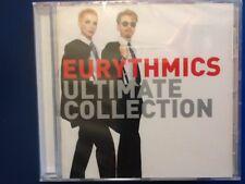 EURYTHMICS.           EURYTHMICS   ULTIMATE. COLLECTION.           SONY. MUSIC.
