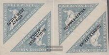 Namibië - Southwest 87K-88K (compleet.Kwestie.) Kehrdruck postfris MNH 1926 Prin