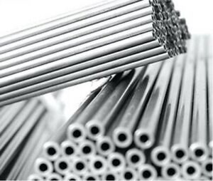 """Stainless Steel Tube, Seamless, 1"""" OD x 89"""" Long"""
