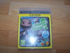 LITTLE BIG PLANET 2 - VF - PS3 boite CD livret