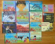 Lot 26 LET'S-READ-AND-FIND-OUT Kids Science Books Tadpole Dolphin Skeleton