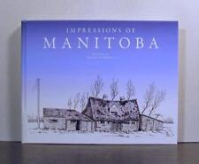 Impressions of Manitoba,  Drawings by Marten Posthumus, Canada, Art