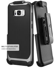 Belt Clip Holster for Spigen Neo Hybrid Case - Samsung Galaxy S8