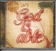 CD ALBUM LIVE 11 TITRES--HILLSONG--GOD IS ABLE--2011