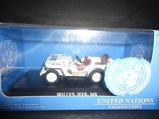 Luz Verde willy's Jeep MB 1944 United NACIONAL 1/43