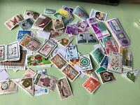 World mixed vintage  mostly indonesia stamps Ref 51892