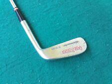 "Vintage Gene Sarazen Stroke master 35"" Leather Grip Putter Golf Club Mens R.H.*"