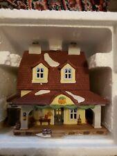 "Dept 56 - ""Van Tassel Manor"" - Sleepy Hollow - #59544 - New England Village"