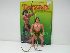 Tarzan King of the Apes Vintage Dakin 1984 7in. action figure Complete