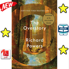 The Overstory: A Novel by Powers, Richard P.D.F ⚡Fast Delivery ⚡