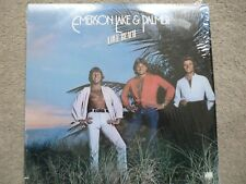 Emerson, Lake & Palmer Love Beach Atlantic SD 19211 1978 US Press LP