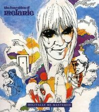 MELANIE - THE FOUR SIDES OF MELANIE 2 CD NEUF