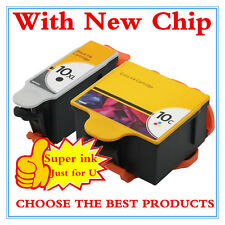 2 Inks for Kodak 10 ESP 5200 5250 5000 5100 6150 7250 5300 3250 7200 10B 10C 3