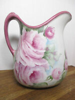 Tepco China Hand Painted Wash Basin Pitcher