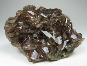 FERROAXINITE crystals * Bourg d'Oisans * France