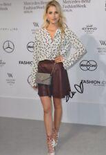 CARO DAUR Model Bloggerin Foto 20x30 orignal signiert IN PERSON Autogramm signed