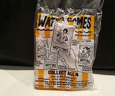 1991 McDonalds Water Games Happy Meal Bag