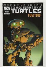 TMNT Micro-Series Fugitoid # 8 B (Sep 2012, IDW) NM-