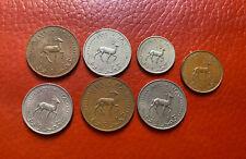 Qatar@ Dubai 7 Different Coins!