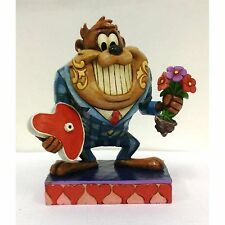 Jim Shore Looney Tunes 2016 Taz Ready For A Date #4055773 Nib Free Ship 48 State