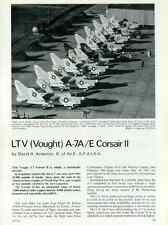 AERONAUTICA AIRCRAFT Publications Profile 239 - Vought A-7A-E Corsair II - DVD