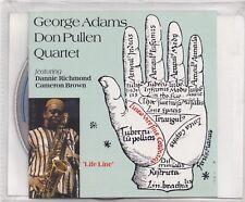 George Adams/Don Pullen Quartet-Life Line cd album