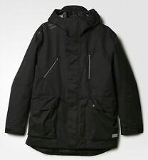 ADIDAS ORIGINALS 'BLDR Primaloft 3-in-1' Parka Jacket, Black XL