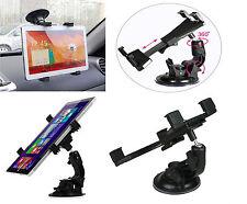 90° Large sucker Windshield Dashboard Car Holder For Samsung Galaxy Tablets GPS