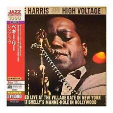 Eddie Harris - High Voltage - 2014 (NEW CD)