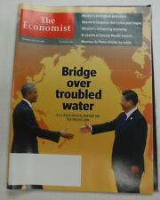 The Economist Magazine Barack Obama November 2014 053015R