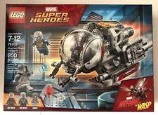 Lego Super Heroes 76109 Quantum Realm Explorers  - NEW - SEALED