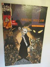 "Comix Street Numéro 1 de Juin 2000 ""Serial Killer"" /Glénat"