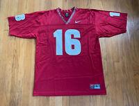 Florida State Seminoles Vintage Chris Weinke Nike Jersey Mens L EUC NCAAF