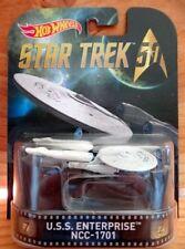 Star Trek Hot Wheels Retro Entertainment Diecast Vehicles