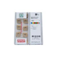 TUNGALOY CNMG120408-TM CNMG432-TM T9125 carbide inserts 10pcs(1box)