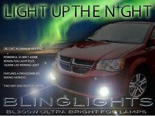 2011 2012 2013 2014 Dodge Grand Caravan Xenon Halogen Fog Lamp Driving Light Kit
