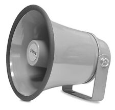 """Pyle PHSP6K 6.3"""" 25w Indoor Outdoor Power Horn 8 Ohm PA Speaker With Bracket"""