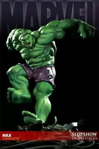 Sideshow Collectibles Marvel Universe The Incredible Hulk Comiquette