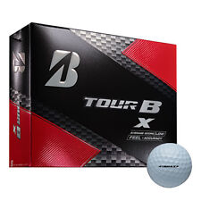 Bridgdestone Golf Bridgestone 2018 Tour B X Balls White (one Dozen)