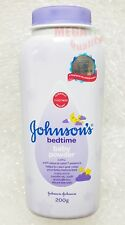 Johnson Baby Powder Bed Time 200g.