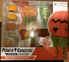 Hasbro Power Rangers Lightning Collection Mighty Morphin Pumpkin Rapper Figure