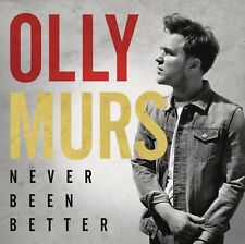 Never Been Better by Olly Murs (CD, Mar-2015, Columbia (USA))